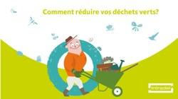 Intradel : Comment réduire vos déchets verts ?