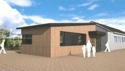 Un pavillon « Ecobatis » pour le club de foot