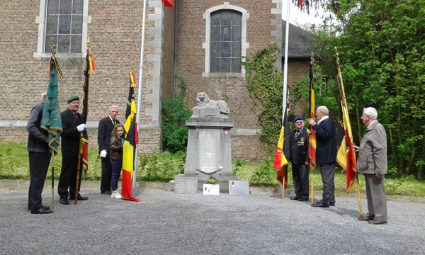 Cérémonie patriotique 10 mai 2015