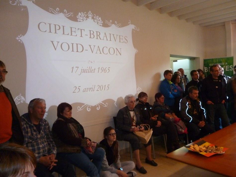 Jumelage Ciplet/Void-Vacon
