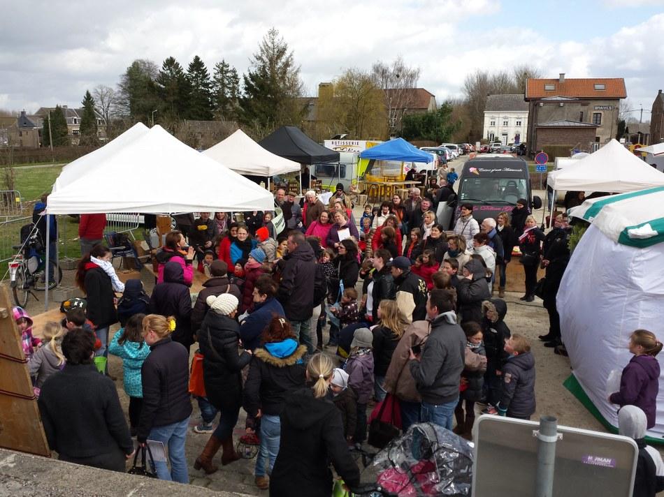 Marché Local & Artisanal de Printemps à Braives
