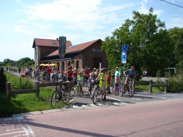 p9 promenades à vélos