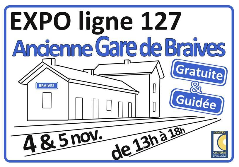 Expo ligne 127