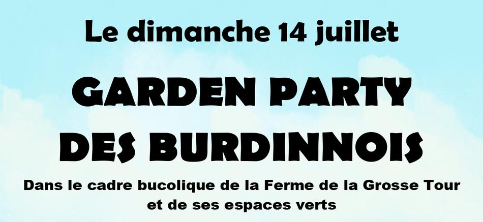 CCBB   Newsletter   garden party