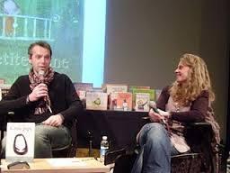 Emile Jadoul et Catherine Pineur, auteurs et illustrateurs de livres pour enfants
