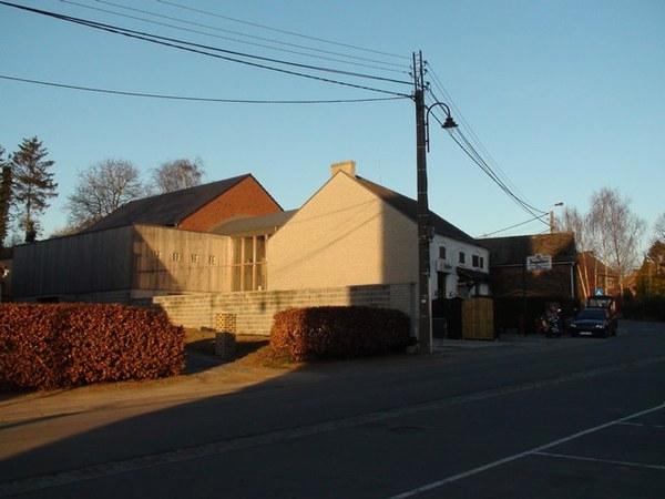 Avennes nouvelle maison du village